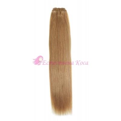 27. Естествена коса