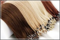 Микро пръстени от естествена коса