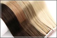 Естествени коси на стикери